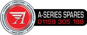A Series Spares logo